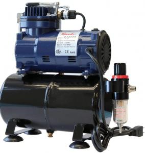Paasche D3000R Airbrush Compressor