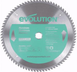 Evolution - Aluminum Cutting Blade For Miter Saw