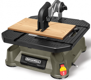 Rockwell Rk7323 - Smallest Portable Table Saw