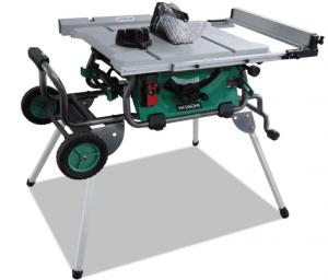 Hitachi C10Rj - Small Portable Table