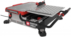 PORTER-CABLE PCE980 - Best Wet Tile Saw For The Money