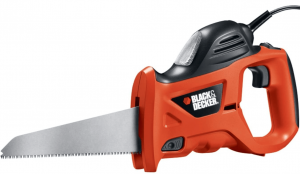 Black+Decker Electric Hand Saw
