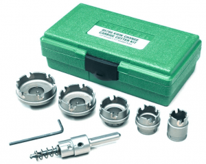 Greenlee 6PC Hole Making