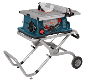 Bosch 10-Inch Worksite Table Saw