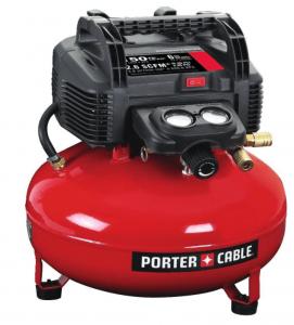 PORTER-CABLE - Best Pancake Compressor