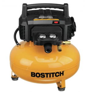 Bostitch - Best Portable Pancake Air Compressor