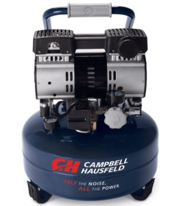 Campbell Hausfeld - Quality Electric Pancake Air Compressor For Tires