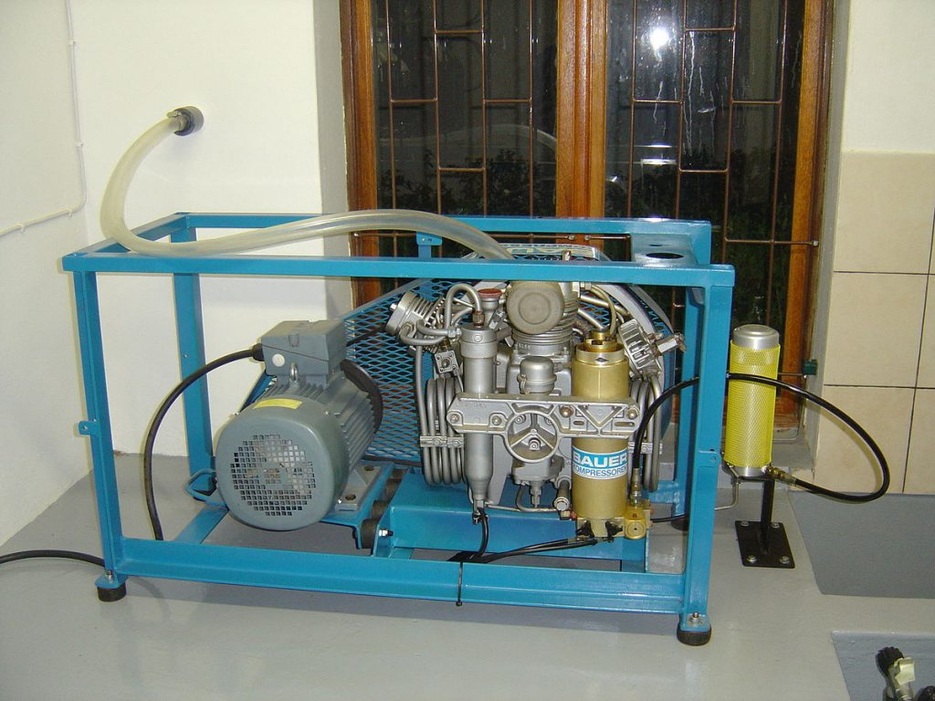 this is how air compressor
