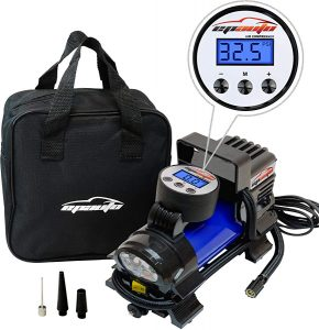 EPAuto Digital Tire Inflator