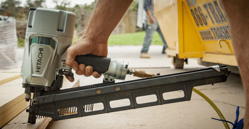 how to use nail guns