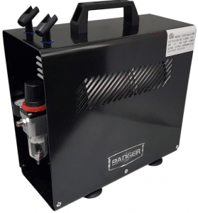 Badger TC910 Airbrush Compressor