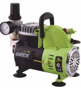 Grex AC1810-A Airbrush Compressor