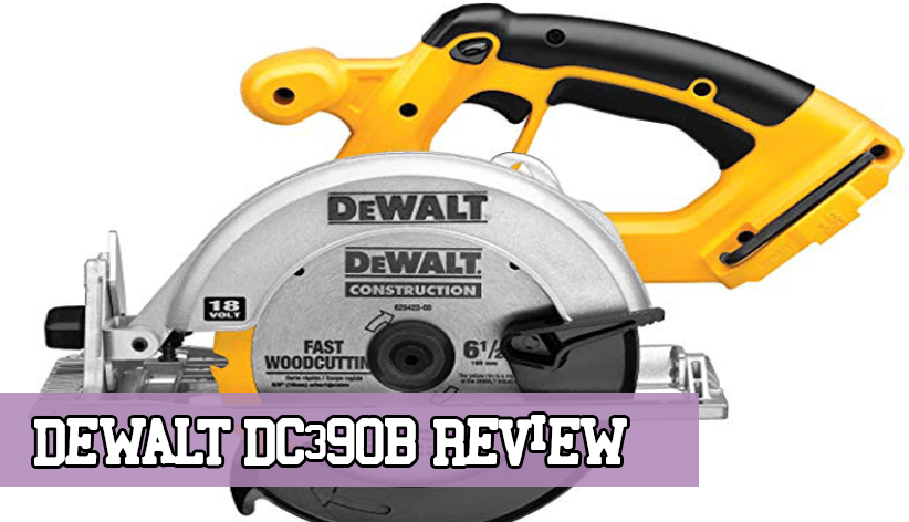 Dewalt DC390B Review