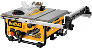 DEWALT DW745 - BEST STARTER TABLE SAW