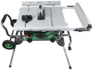 HITACHI C10RJ - TABLE SAW FOR CABINET MAKING