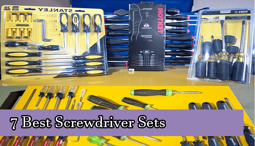Best Screwdriver Sets