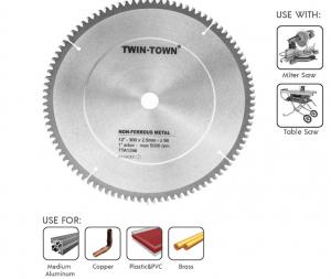 Twin-Town - 6 1/2 Inch Circular Saw Blade