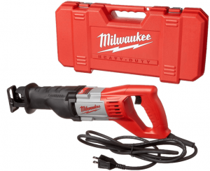 Milwaukee 6519-31 - Best Rated Reciprocating Saw