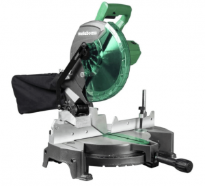 Metabo HPT - Grizzly Radial Arm Saw