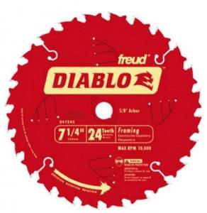 Freud D0724A Diablo 7-1/4-Inch