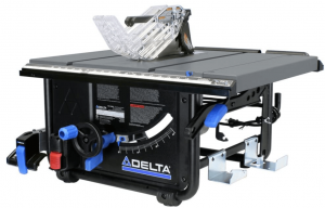 "Delta Power Tools 36-6010 10"" Portable Table Saw"