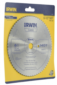 Irwin 11820ZR 6-1/2-Inch