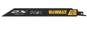 Dewalt Reciprocating Saw Blades, 8-Inch