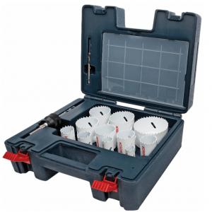 Bosch 25-Piece Master Bi-Metal Hole Saw Kit