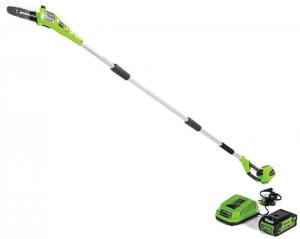 Greenworks 8.5' 40V Cordless Pole Saw