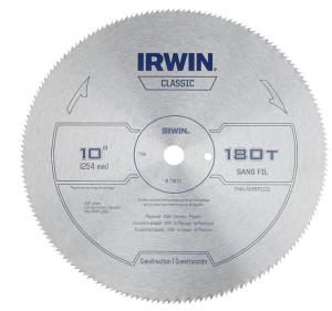 Irwin 10-Inch Miter Saw Blade