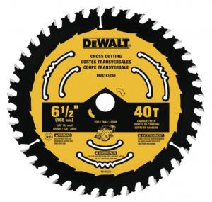 Dewalt 6-1 - Circular Saw Blade For Cutting Plywood