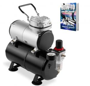 PointZero 1/5 HP Airbrush Compressor