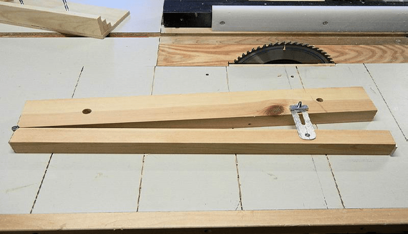 6 Easy Ways To Cut a Taper on a Table Saw