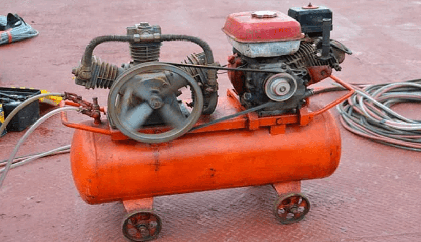 do you need to break in an oilless air compressor