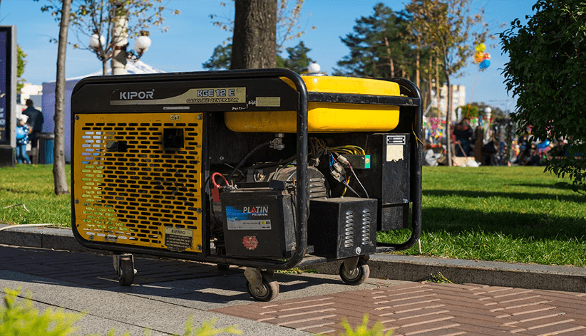 will a 3500 watt generator run a air compressor